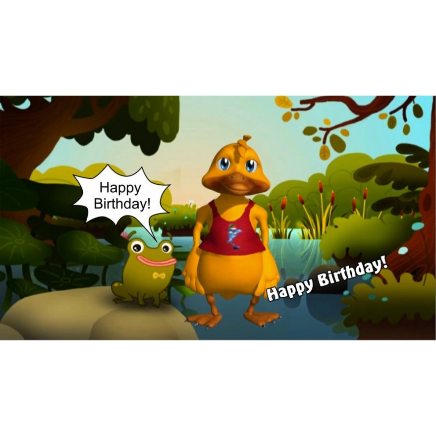 Persönliche Geburtstagsgrüsse Als Video