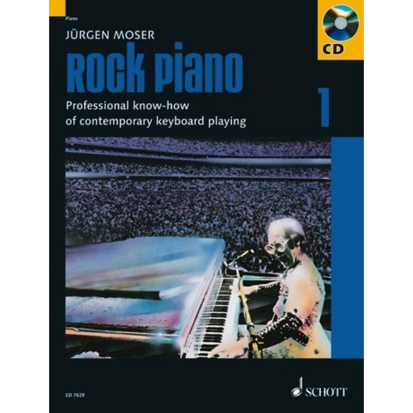 Rock Piano Band 1 (+CD)